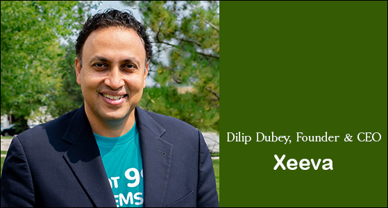 ciobulletin xeeva dilip dubey founder ceo