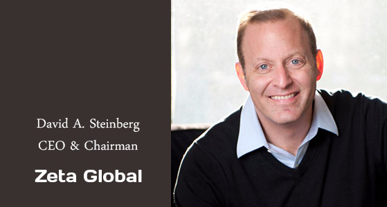 ciobulletin zeta global david a steinberg ceo chairman
