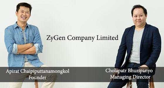 ciobulletin zygen company limited apirat chaipiputtanamongkol founder cholapatr bhuripanyo managing director