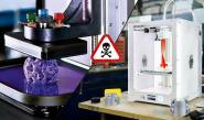 Consumer 3D printers can be perilous, be careful!